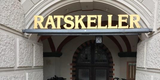 Der Lüneburger Ratskeller ist seit vielen Jahren geschlossen. Foto: jj