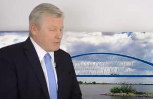 Planungsgeld für die Elbbrücke bei Neu Darchau gibt der Minister nur, wenn sie auch vom Kreis Lüneburg gebaut wird.