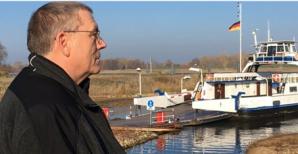 Bürgermeister Klaus-Peter Dehde