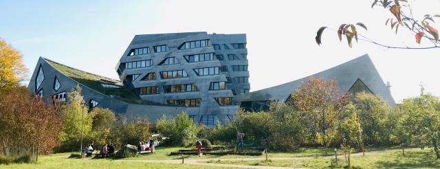 Libeskind-Bau auf dem Leuphana-Campus in Lüneburg
