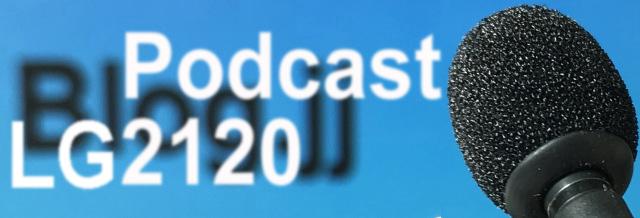 Podcast LG 2120